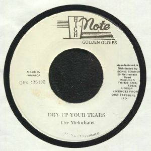 MELODIANS, The - Dry Up Your Tears (warehouse find, slight sleeve wear)