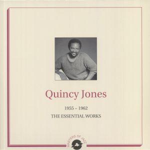 JONES, Quincy - 1955-1962: The Essential Works