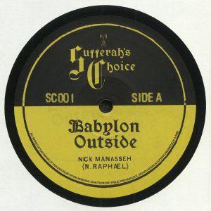 MANASSEH, Nick - Babylon Outside