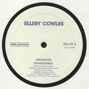 COWLES, Ellery - Airwaves (reissue)