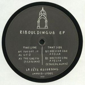 POLEWKA, Yann - Ribouldingue EP