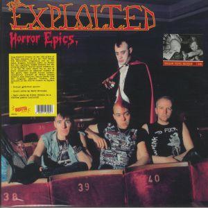 EXPLOITED, The - Horror Epics (reissue)