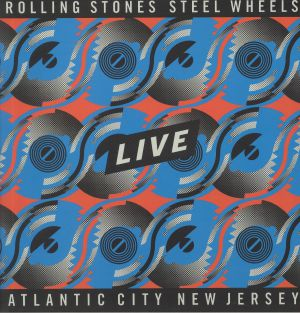ROLLING STONES, The - Steel Wheels Live: Atlantic City New Jersey