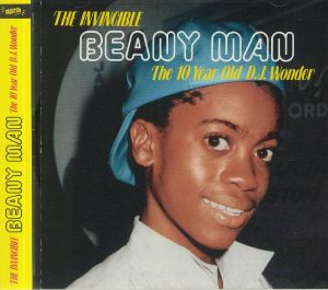 BEANY MAN - The Invincible Beany Man (The Ten Year Old DJ Wonder)