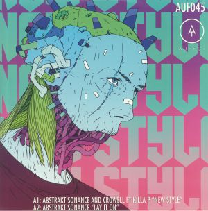ABSTRAKT SONANCE - New Style EP