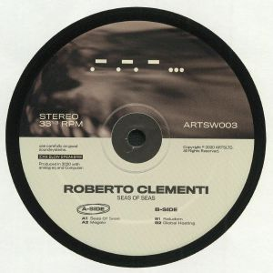 CLEMENTI, Roberto - Seas of Seas