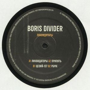 DIVIDER, Boris - Likvidatory