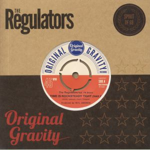 REGULATORS, The - Time Is Rocksteady Tight