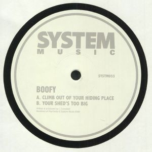 BOOFY - Climb Out Of Your Hiding Place