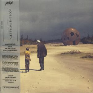 GLASS, Phillip/PAUL LEONARD MORGAN - Tales From The Loop (Soundtrack)