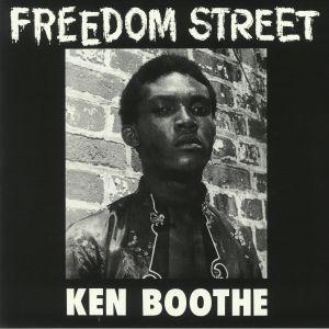 BOOTH, Ken - Freedom Street