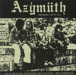 AZYMUTH - As Curvas Da Estrada De Santos