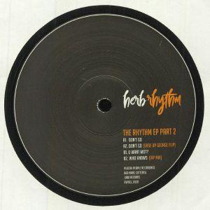 HERB RHYTHM - The Rhythm EP Part 2