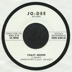 RANEY, Jimmie/SALLY BENNETT/SLIM SLAUGHTER - Crazy Moon