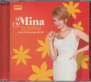 MINA - The Queen Of Italian Pop: Classic Ri Fi Recordings 1963-1967