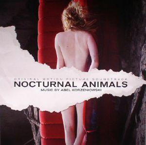 KORZENIOWSKI, Abel - Nocturnal Animals (Soundtrack) (B-STOCK)