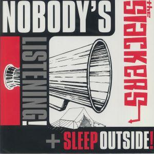 SLACKERS, The - Nobody's Listening!