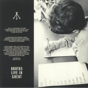 BRUTUS - Live In Ghent