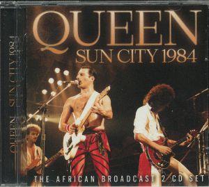 QUEEN - Sun City 1984