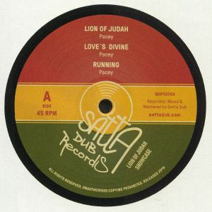 PACEY/SATTA DUB RIDDIM FOUNDATION - Lion Of Judah
