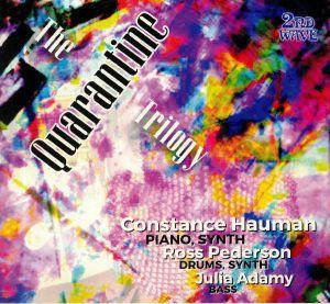 HAUMAN, Constance - The Quarantine Trilogy