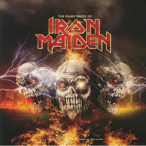 IRON MAIDEN/VARIOUS - The Many Faces Of Iron Maiden