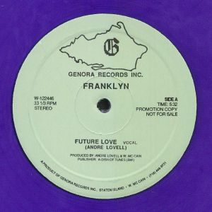 FRANKLYN - Future Love (reissue)