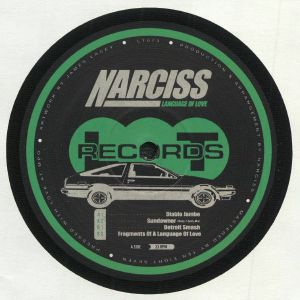 NARCISS - Language Of Love EP