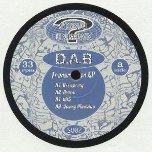DAB - Transmission EP