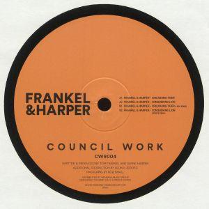 FRANKEL & HARPER - Crouching Tiger EP