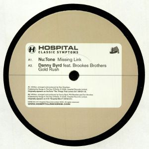 NU TONE/DANNY BYRD/LOGISTICS/COMMIX - Classic Symptoms 12