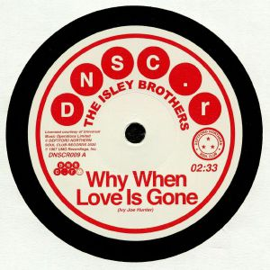 ISLEY BROTHERS, The/BRENDA HOLLOWAY - Why When Love Is Gone