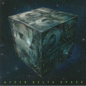 BORGIE - Hyper Delta Space
