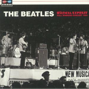 BEATLES, The - NME Poll Winners 1965 (mono)