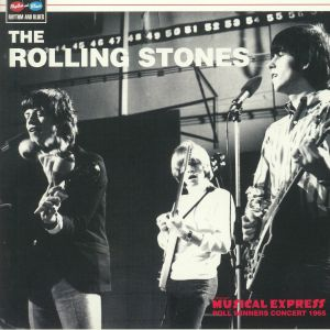 ROLLING STONES, The - NME Poll Winners 1965 (mono)