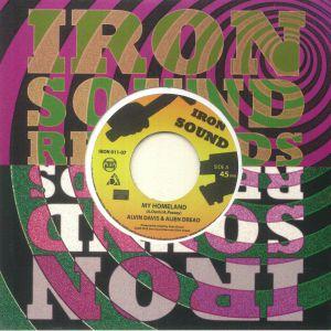 DAVIS, Alvin/ALIEN DREAD - My Homeland