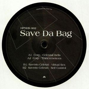 CORP/SAVERIO CELESTRI - Save Da Bag