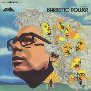 BARRETTO, Ray - Barretto Power (reissue)