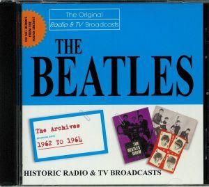 BEATLES, The - Radio & TV Archives Vol 2 1962-64