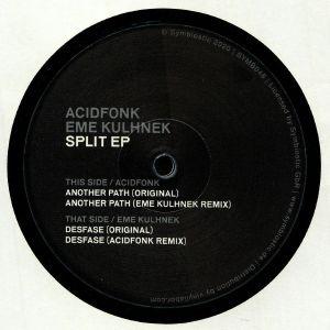 ACIDFONK/EME KULHNEK - Split EP