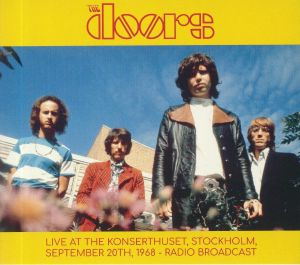 DOORS, The - Live At The Konserthuset Stockholm September 20th 1968: Radio Broadcast