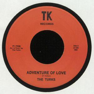 TURKS, The - Adventure Of Love