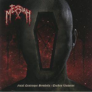 MESSIAH - Fatal Grotesque Symbols Darken Universe