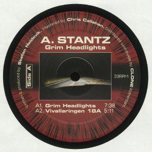 STANTZ, A - Grim Headlights