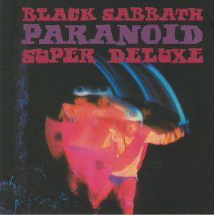 BLACK SABBATH - Paranoid: Super Deluxe (50th Anniversary Edition)