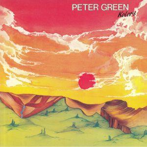 GREEN, Peter - Kolors (reissue)