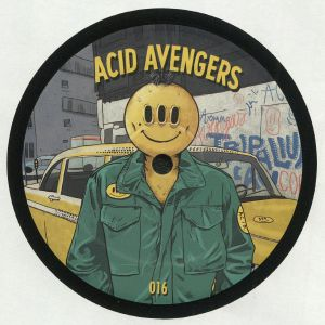 LAKE HAZE/CELLDOD - Acid Avengers 016