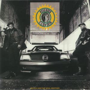 ROCK, Pete/CL SMOOTH - Mecca & The Soul Brother