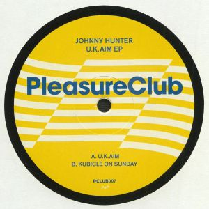 HUNTER, Johnny - UK Aim EP