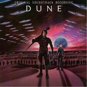 TOTO/BRIAN ENO - Dune (Soundtrack) (reissue) (Record Store Day 2020)